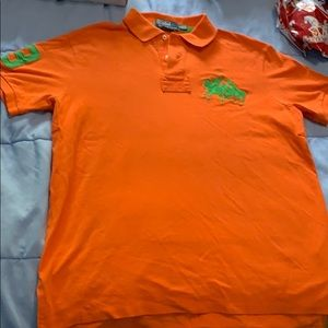 Polo by Ralph Lauren Shirts - Polo Ralph Lauren polo shirt custom fit. Large